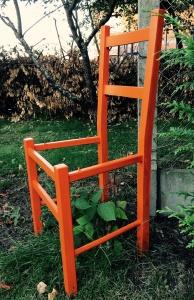 chaise-orange-murier